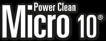 Micro 10 Power Clean
