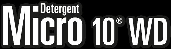 Micro 10 WD Detergent
